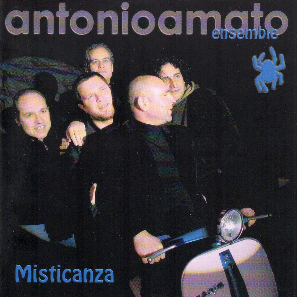 Album: Misticanza - Antonio Amato Ensemble